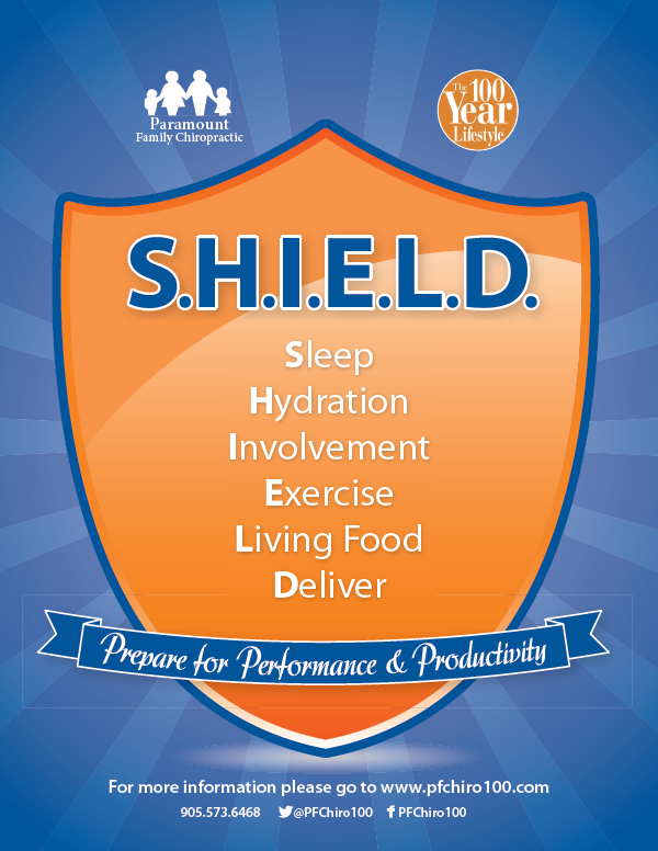 S.H.I.E.L.D. Lectures, Groups & Wellness Consulting